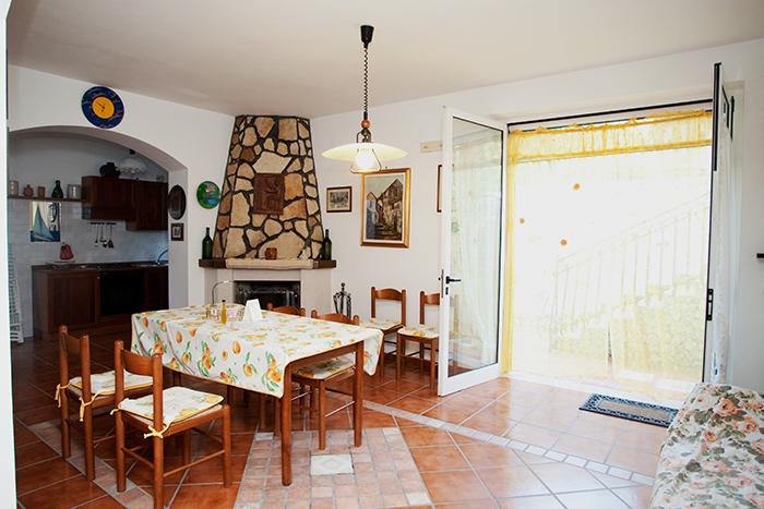 Villa le Diomedee Cucina 1