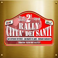 2° Rally Città dei Santi