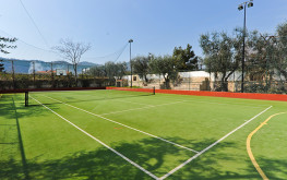 residence gargano tennis-casale delle principesse